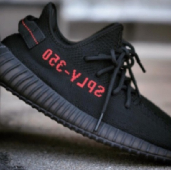 check out 02f68 b6c55 5.5 size boys Yeezys 7.5 in woman